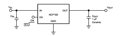 the process of using a LDO regulator