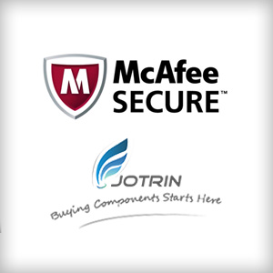 McAfee SECURE Certification_jotrin electronics