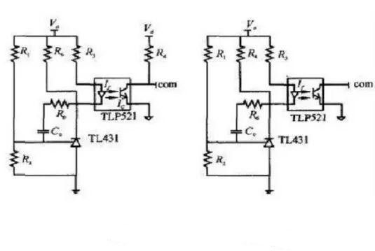 Analysis of the optocoupler circuit of switching power supply