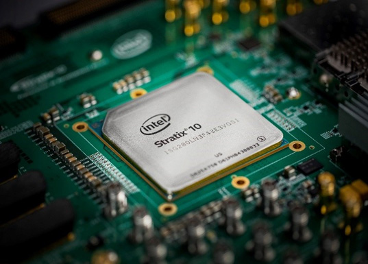 New technology---Intel's Stratix 10 FPGA: Supporting the Smart and Connected Revolution