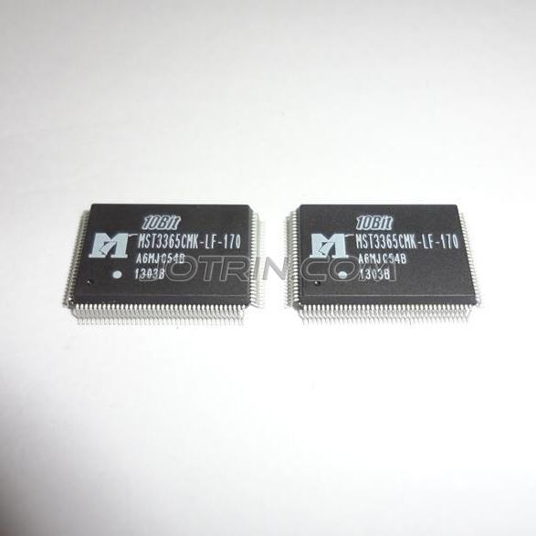 1 Pièces MST3365MK-LF-I70 MST3365MK-LF-17O MST3365MK-LF-170 PQFP 128 Puce IC