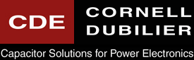 Cornell Dubilier Electronics Components