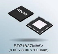 ROHM Launches Power Management IC for NXP i.MX 8M Application Processors