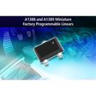 Linear ICs support a magnetic input sensitivity range of 2.0 to 4.0 mV/G
