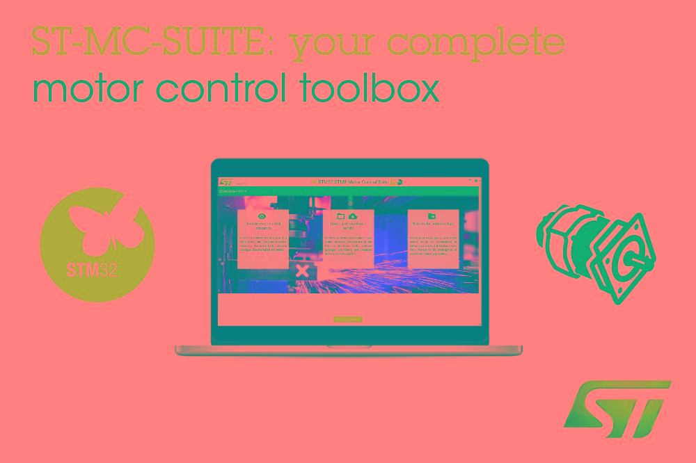 STMicroelectronics Releases All-in-One Online Tool