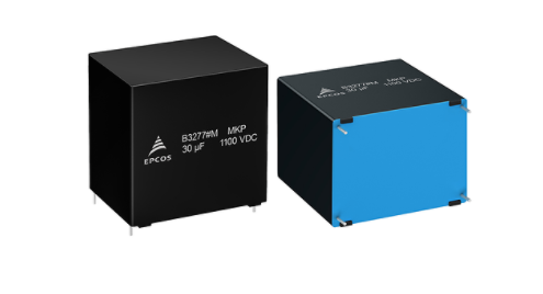 TDK introduces new and more robust DC link capacitors