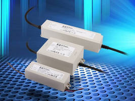 AC Input LED Drivers are offered in low-power versions.