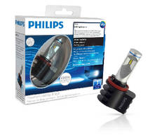 LED Fog Lamps replace H8, H11, and H16 halogen fog bulbs.