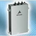 Power capacitors rated at up to more than 10,000 μF