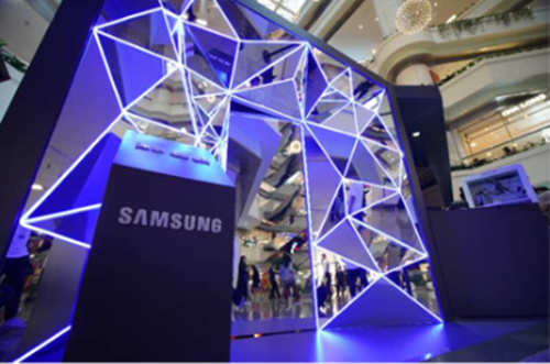 Samsung electronics to create a new quality of life, highlight the personalized charm of home appliances