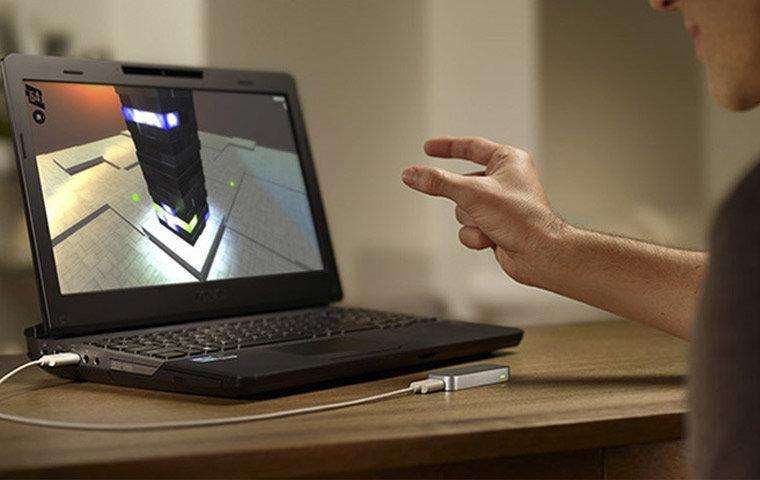 3D Gesture Controller enables one-step recognition design-in.