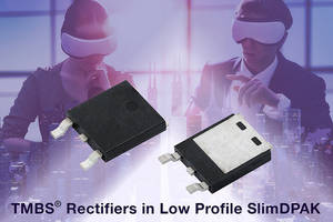 Surface-Mount TMBS Rectifiers are RoHS-compliant.