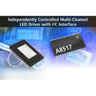 LED automotive driver enables 5,000:1 contrast ratio PWM dimming at 200 Hz