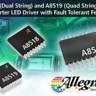 Boost converter LED driver ICs include fault tolerant protection