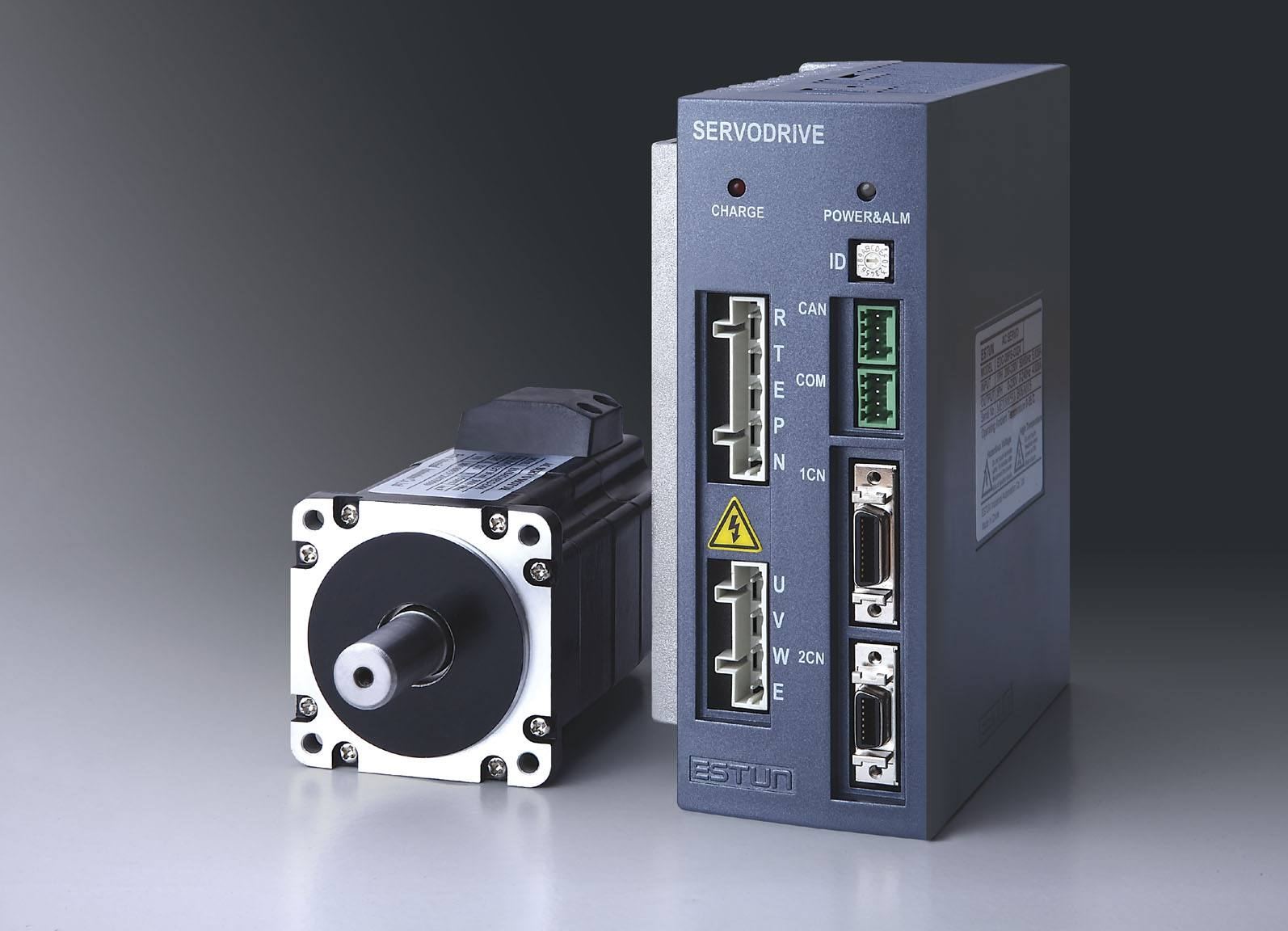 AEC-Q100-Qualified Motor Driver provides high performance.