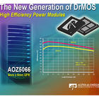 Power modules are compliant with Intel's DrMOS specifications