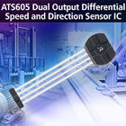 Dual-output sensor targeted at the automotive, industrial, white goods, and commercial markets