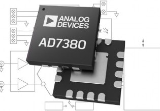 Dual-channel,simultaneous sampling SAR converters-AD7380 and AD7381