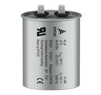 TDK/EPCOS  Introduced New MKP AC Capacitor B33331V Series For Filtering Applications