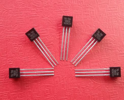 Digital Temperature Sensors feature range of 1.7-5.5 V.