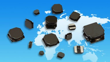 IFL and IFLS Series Power Inductors meet RoHS standards.