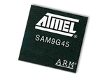 Atmel AT91SAM9G45 Microprocessor