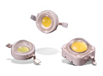 Lumex TitanBrite 2-Watt, 3-Watt, and 5-Watt Power LEDs