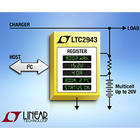 Multicell battery gas gauge makes direct measurements of 3.6V to 20V battery stacks