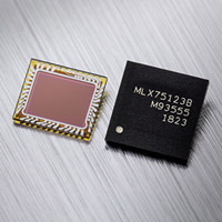 Melexis' new generation QVGA ToF sensor chipset MLX75024 released at electronica
