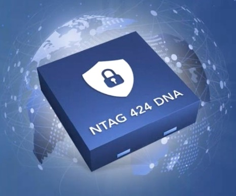 NXP's New NFC Tag,which named NTAG 424 DNA make NFC Highest Security