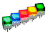 Omron Electronics 12x12mm B3W-9 Illuminated Tactile Switches (Expansion)