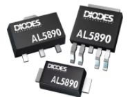 Diodes releases 400V Linear Regulator for Stable LED Current in a Small Package