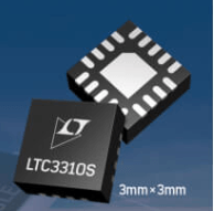ADI release 5V,10A Synchronous Step-Down Silent Switcher 2_LTC3310S
