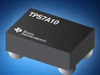 TI TPS7A10 Ultra Low Dropout Regulators Will Be Available In The Market