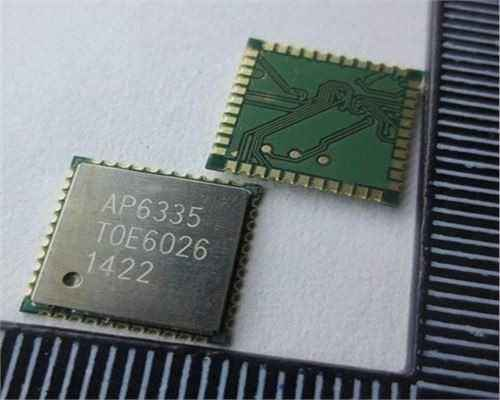 RF Microcontroller Unit includes 128-bit AES security.
