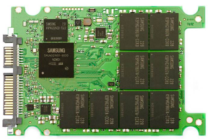 SSD Controllers support standard NVMe host interface.