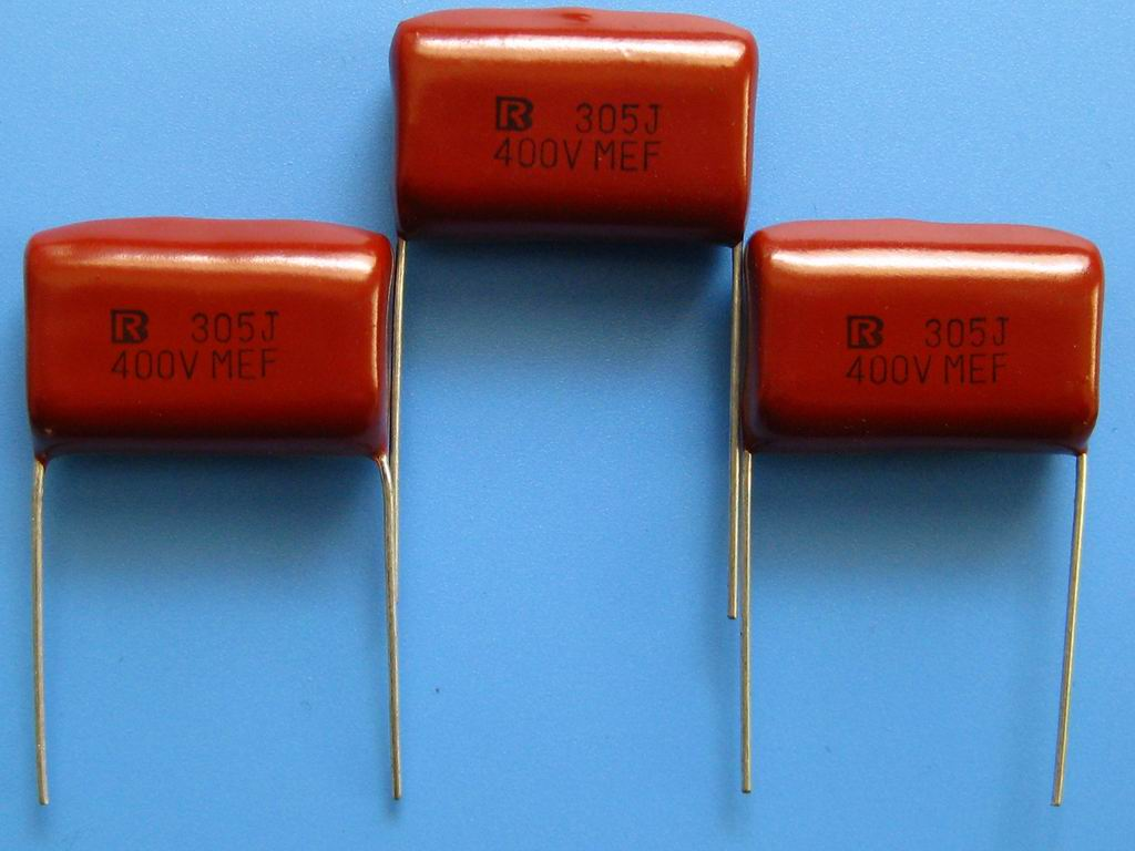 The role of capacitors and the cause of bursting