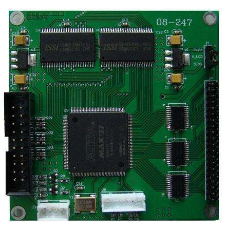 ARM-Based 32-Bit MCUs serve Internet of Things applications.
