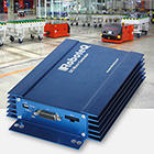 High current, smart motor controller targets automated guided vehicles