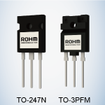 Smallest chip resistors and  a 650V voltage-tolerant IGBT from  ROHM Semiconductor
