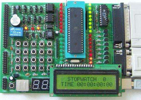 How to design a speech recognition system using AVR microcontroller