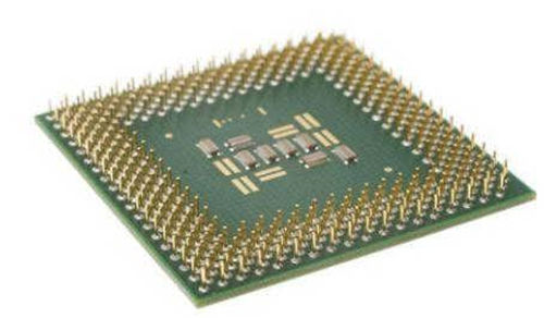 What is the role of the microcontroller and the difference with microprocessor