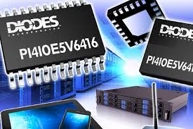 New I/O Expander from Diodes Incorporated-PI4IOE5V6416
