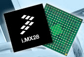 Freescale Semiconductor i.MX28 ARM9 Applications Processors