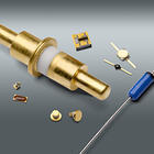 Limiter diodes provide fast turn-on time, low-loss, and low capacitance