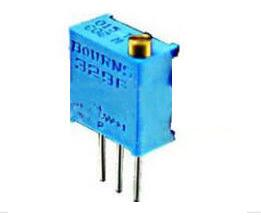 How to select bourns potentiometer