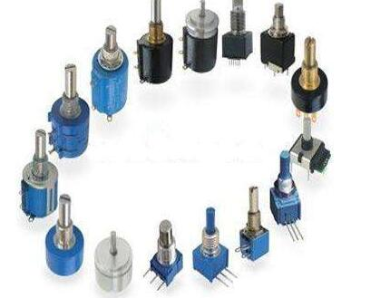 Ten bourns potentiometer recommended
